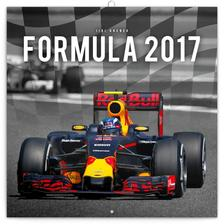 SmartCalendart Kft. - PG Formula - Ji�� K�enek, grid calendar 2017, 30 x 30 cm
