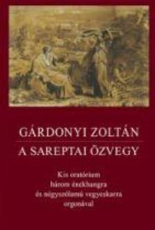 GÁRDONYI ZOLTÁN - A SAREPTAI ÖZVEGY