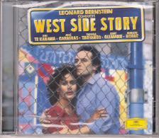 BERNSTEIN - WEST SIDE STORY CD BERNSTEIN