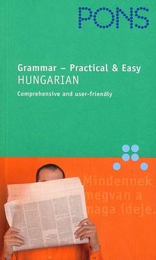 - PONS - GRAMMAR PRACTICAL & EASY HUNGARIAN