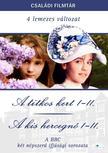 - TITKOS KERT I-II. + A KIS HERCEGNŐ I-II. CSOMAG (4) [DVD]