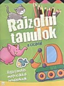 Joanna Kuryjak - Rajzolni tanulok a cic�val
