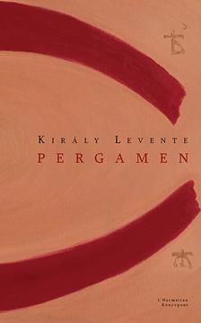 KIRÁLY LEVENTE - Pergamen