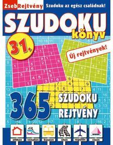 CSOSCH KIAD� - ZsebRejtv�ny SZUDOKU K�nyv 31.