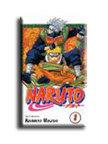 Kisimoto Maszasi - Naruto 3.