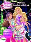 64147 - Barbie - T�k�letes kar�csony - Foglalkoztat�k�nyv 20 matric�val