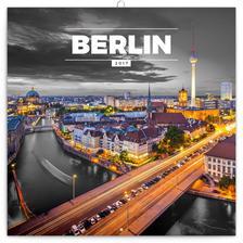 SmartCalendart Kft. - PG Berlin, grid calendar 2017, 30 x 30 cm