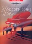 KALUZA, G�NTER - PIANO SKETCHES TO GO,  18 MINUTENST�CKE F�R KLAVIER