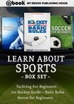 House My Ebook Publishing - Lean About Sports Box Set [eK�nyv: epub,  mobi]