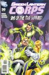 Gleason, Patrick, Tomasi, Peter J. - Green Lantern Corps 30. [antikvár]