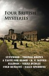 Thomas Brown, David Stuart Davies, Nikki Dudley, Sally Spedding - Four British Mysteries [eK�nyv: epub,  mobi]