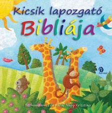 BETHAN JAMES - K�LLAI NAGY KRI - Kicsik lapozgat� Bibli�ja