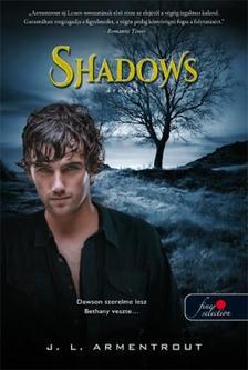Jennifer Armentrout - Shadows - �rnyak (Luxen 0.5) - Kem�ny bor�t�s