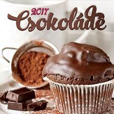 SmartCalendart Kft. - PG Csokoládé - scented, grid calendar 2017, 30 x 30 cm