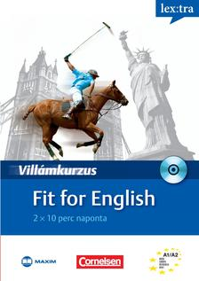 John Stevens, T. Balla Ágnes - Fit for English
