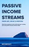 Nick Boycott Nick Boycott, - Passive Income Streams from Art,  Music & Writing [eKönyv: epub,  mobi]
