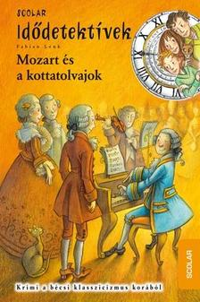 Fabian Lenk - Mozart �s a kottatolvajok