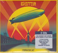 Led Zeppelin - CELEBRATION DAY 2CD LED ZEPPELIN