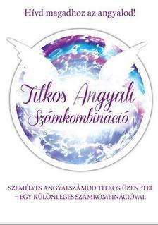 Szatm�ri N�ra - Titkos angyali sz�mkombin�ci�