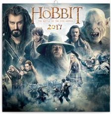 SmartCalendart Kft. - PG Hobbit, grid calendar 2017, 30 x 30 cm