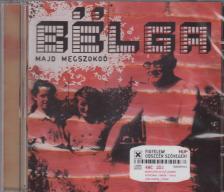 - MAJD MEGSZOKOD CD  - BELGA -
