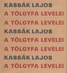 Kassák Lajos - A tölgyfa levelei [antikvár]