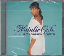 - THE MAGIC OF CHRISTMAS CD NATALIE COLE