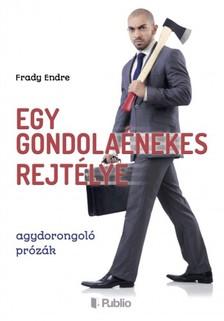Endre Frady - Egy gondola�nekes rejt�lye [eK�nyv: epub, mobi]