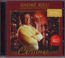 André Rieu - THE CHRISTMAS I LOVE CD