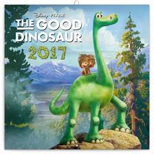 SmartCalendart Kft. - PG The good dinosaur - W. Disney, grid calendar 2017, 30 x 30 cm