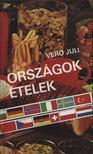 Verő Juli - Országok - ételek [antikvár]
