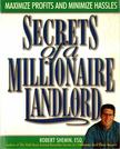 SHEMIN, ROBERT - secrets of a Millionaire Landlord [antikv�r]