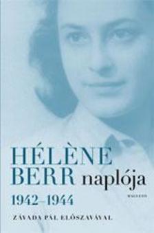 Helene Berr - H�L�NE BERR NAPL�JA 1942-1944 #