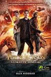 Rick Riordan - Percy Jackson �s az olimposziak 2. - A sz�rnyek tengere filmes bor�t�val - PUHA BOR�T�S