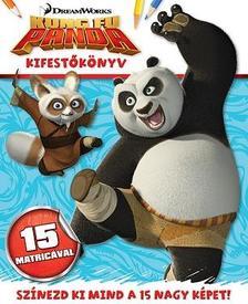 - Kung Fu Panda - kifest�k�nyv