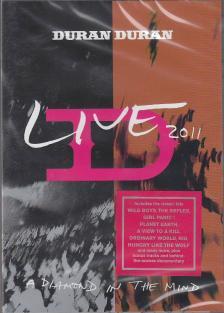 DURAN DURAN - DURAN DURAN LIVE 2011 DVD