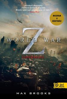 Max Brooks - Word War Z-Zombih�bor� filmes bor�t�val - PUHA BOR�T�S