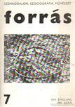 Hatvani D�niel - Forr�s 1985. j�lius 7. sz�m [antikv�r]