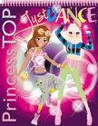 - Princess Top - Just dance (purple)