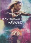 DAVID GARRETT - MUSIC DVD DAVID GARRETT