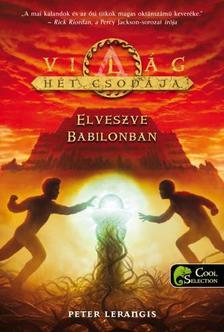 Peter Lerangis - Elveszve Babilonban