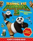- Kung Fu Panda 3. - foglalkoztatófüzet