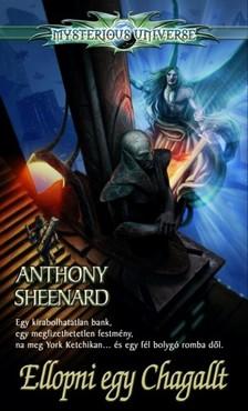 ANTHONY SHEENARD - Ellopni egy Chagallt [eK�nyv: epub, mobi]