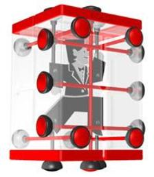 Recent Toys - Recent Toys Brainstring Houdini logikai játék