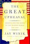 WINIK, JAY - The Great Upheaval [antikv�r]