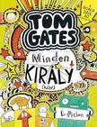 Liz Pichon - Minden kir�ly (k�b�) - Tom Gates 3.