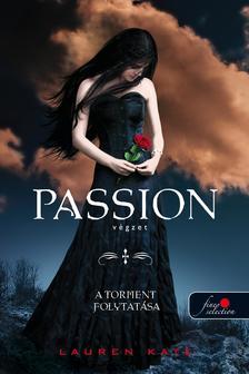 Lauren Kate - Passion - V�gzet - KEM�NY BOR�T�S