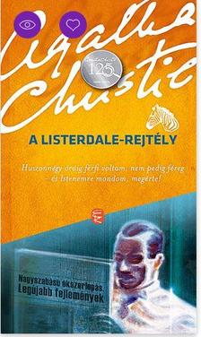 CHRISTIE, AGATHA - A Listerdale-rejt�ly
