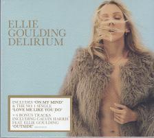 - DELIRIUM CD ELLIE GOULDING
