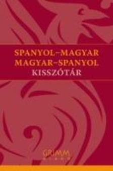- Spanyol-magyar, Magyar-spanyol kisszótár